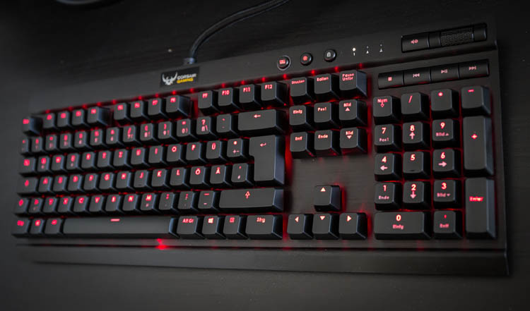 bundle keyboard k70