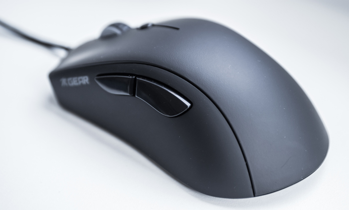 fnatic flick review gaming mouse