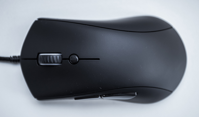 fnatic flick review mouse