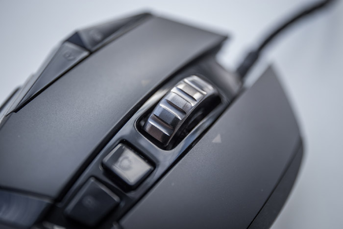 logitech g502 review mouse