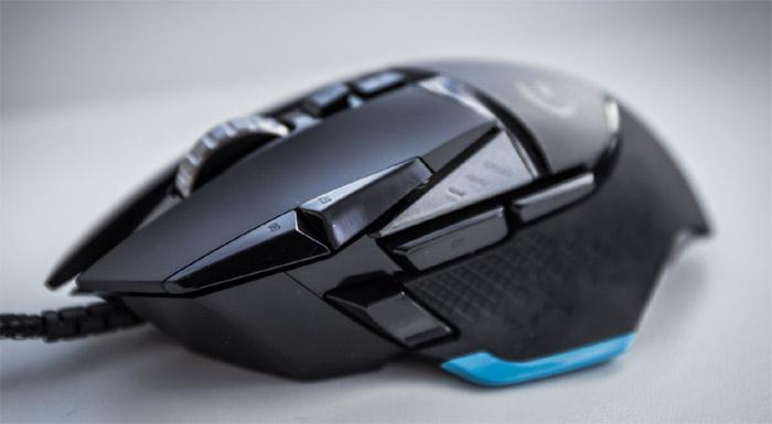 overwatch mouse logitech g502