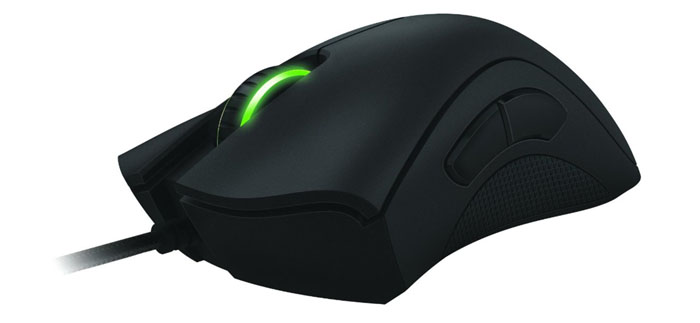razer deathadder gaming mice