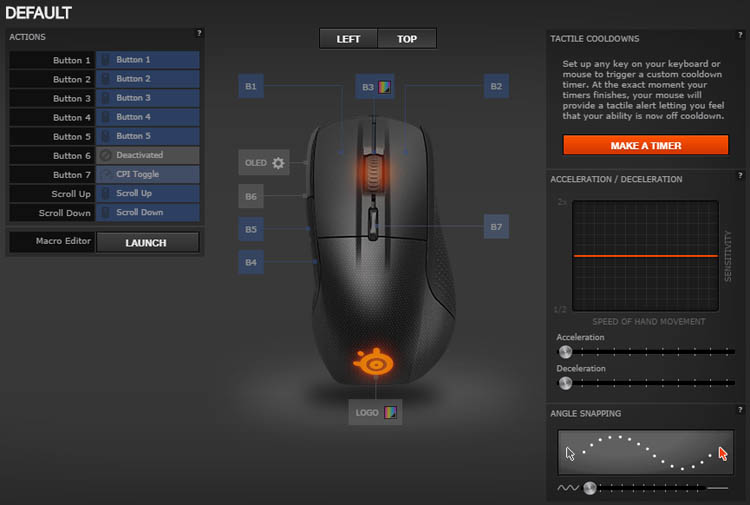 steelseries engine rival700