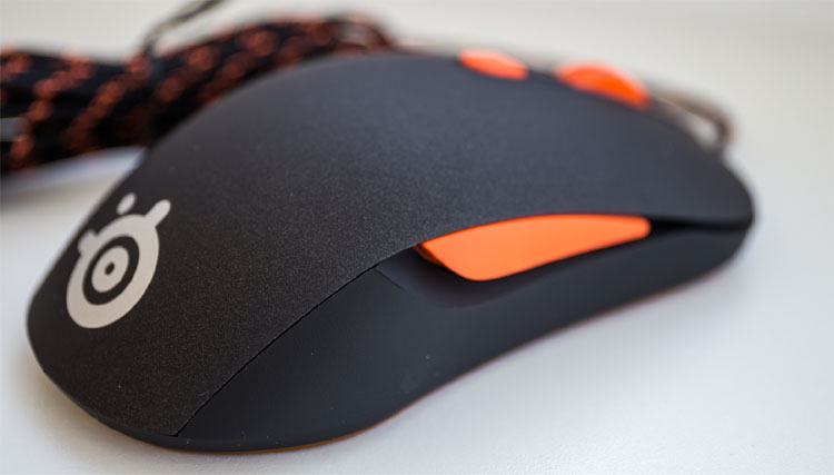 steelseries kana mouse review