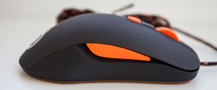 steelseries kana test