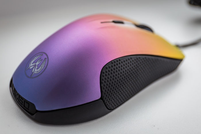 steelseries rival fade gamer mouse