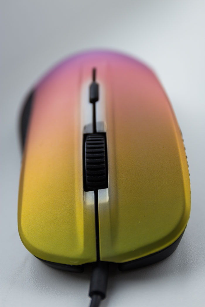 steelseries rival fade mouse
